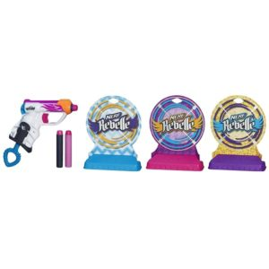 Nerf Rebelle Knockout Gallery