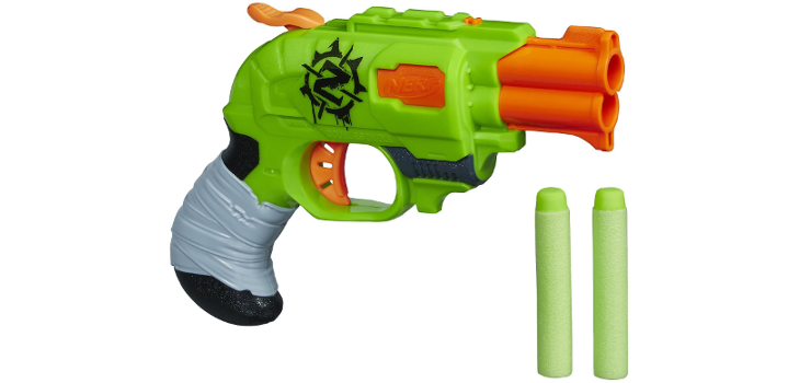 Cheap Nerf Guns : DoubleStrike