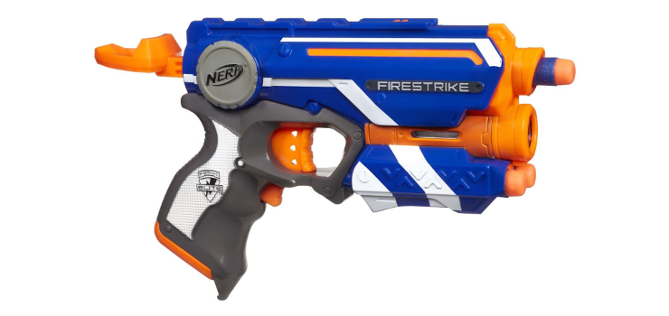 Cheap Nerf Guns : FireStrike