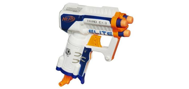 Cheap Nerf Guns : Triad EX3