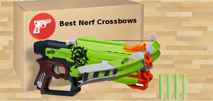 Top Nerf Crossbows in 2019 - Nerf Authority