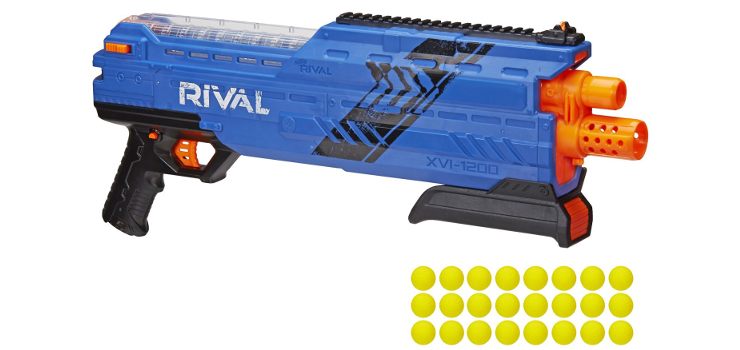 Nerf Rival Phantom Corps Hera Mxvii-1200 gun And Ammo In Box Target  Exclusive