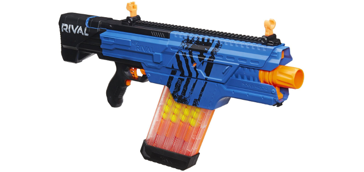 NERF Dual Gun Connector with ammo holder V2.2